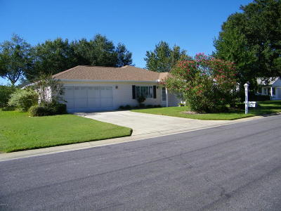 Dunnellon Single Family Home For Sale: 13897 SW 114th Circle