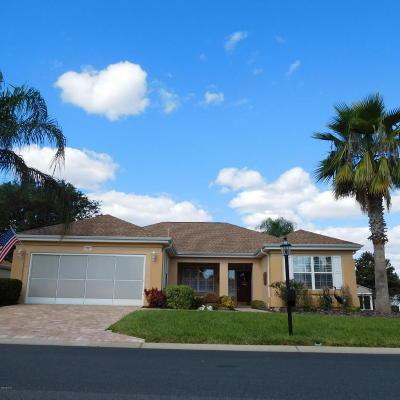 Summerfield Single Family Home For Sale: 8591 SE 141st Lane Road