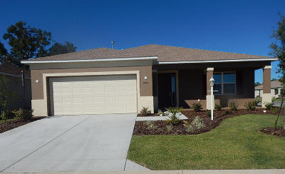 Indigo East Single Family Home For Sale: 7831 SW 82nd Place