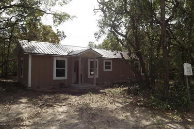 Dunnellon Single Family Home For Sale: 19178 St George Drive