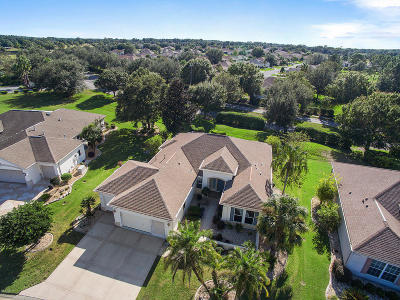 Summerfield Single Family Home For Sale: 9561 SE 124th Loop