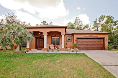 Single Family Home Sold: 2370 W Andromedea Drive
