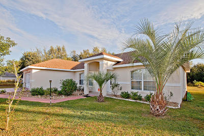 Single Family Home For Sale: 4742 SW 143rd Loop