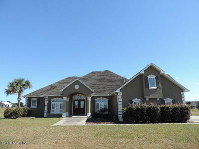 Marion County Single Family Home For Sale: 9271 SW 54th Terrace