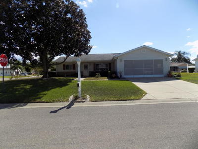 Single Family Home Sold: 9896 SE 178th Lane