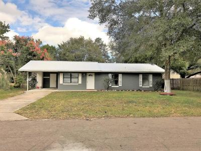 Levy County Single Family Home For Sale: 703 NW 9th Avenue