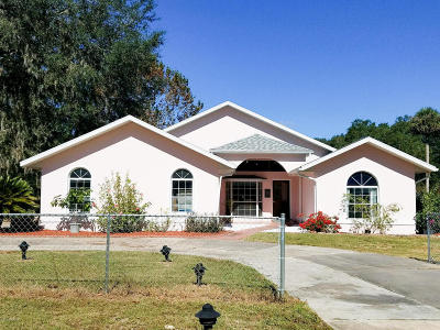 Anthony Single Family Home For Sale: 3855 E Hwy 329