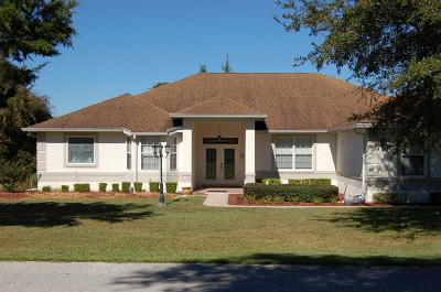 Ocala Single Family Home For Sale: 3927 SW 102nd Lane Road