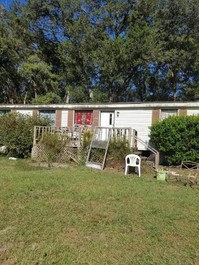Ocala Mobile/Manufactured For Sale: 14742 SW 4th Avenue