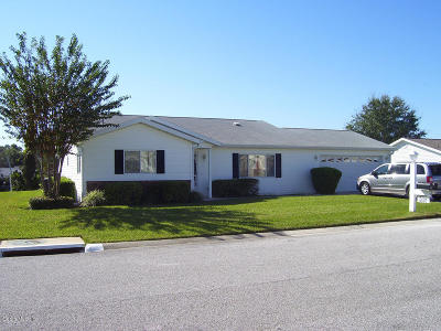 Spruce Creek So Single Family Home For Sale: 9550 SE 173 Place