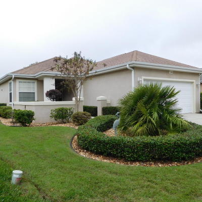 Summerfield Single Family Home For Sale: 13200 SE 92nd Court Road