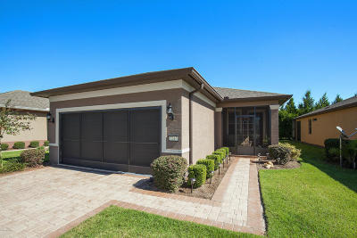 Ocala Single Family Home For Sale: 7247 SW 91st Court