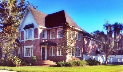 Ocala Single Family Home For Sale: 1006 E Fort King Street