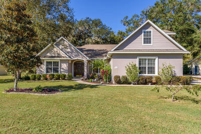 Belleview Single Family Home For Sale: 10280 SE 42nd Court
