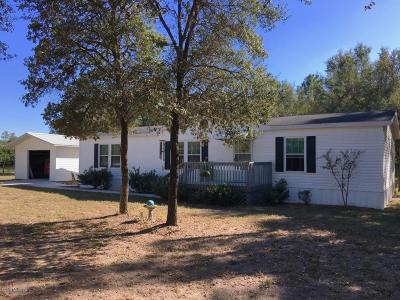 Mobile/Manufactured Pending-Continue to Show: 13970 NE 10 Street