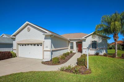 Summerfield FL Single Family Home For Sale: $189,000