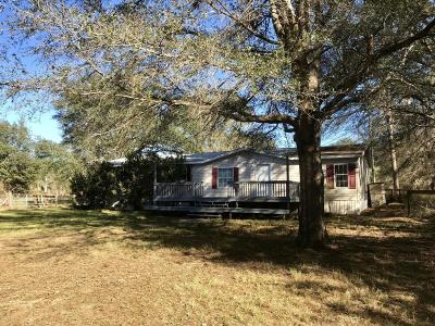 Mobile/Manufactured For Sale: 9791 NE 136th Court