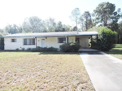 Single Family Home Sold: 9588 SW 102nd Place
