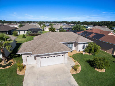 Summerfield FL Single Family Home For Sale: $214,900