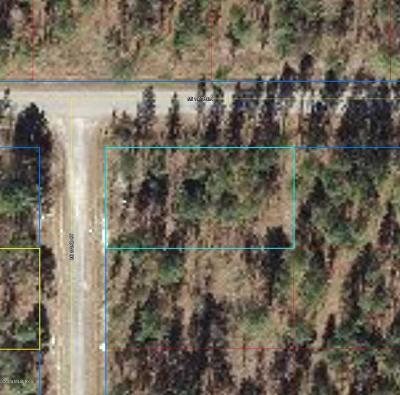 Rainbow Lake Es Residential Lots & Land For Sale: 132nd Court