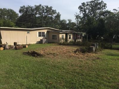 Summerfield FL Single Family Home For Sale: $19,900