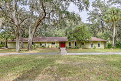 Ocala Single Family Home For Sale: 3911 SE 52nd Street