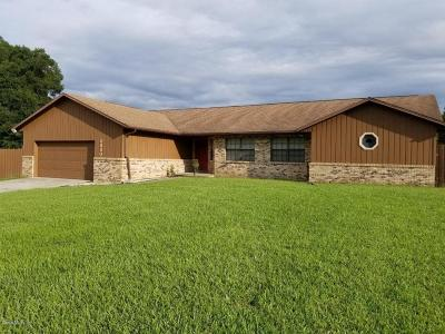 Ocala Single Family Home For Sale: 2880 SE 34th Street