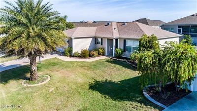 The Villages Single Family Home For Sale: 2469 Morning Dove Lane