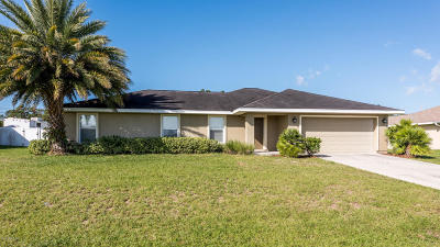 Belleview Single Family Home For Sale: 12434 SE 100th Court