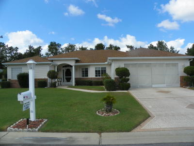 Dunnellon Single Family Home For Sale: 11890 SW 137 Loop