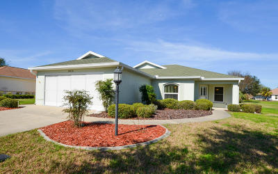 Lake County, Marion County Single Family Home For Sale: 9018 SW 96th Terrace
