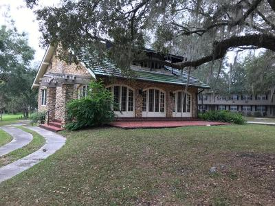 Marion County Rental For Rent: 1110 E Fort King Street