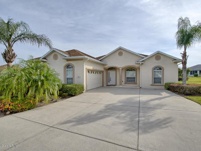 Summerfield Single Family Home For Sale: 12006 SE 175th Loop