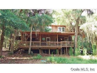Marion County Single Family Home For Sale: 17275 NE 243 Place Road