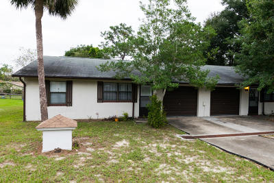 Marion County Rental For Rent: 8455 SW 101st Place Road