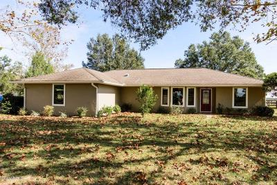 Dunnellon Farm For Sale: 20700 SW 10th Street