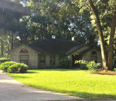 Ocala Single Family Home For Sale: 3826 SE 21st Place
