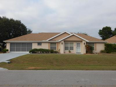 Lake County, Marion County Single Family Home For Sale: 4739 NW 31st Street