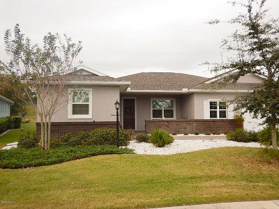 Ocala Single Family Home For Sale: 9763 SW 95th Loop