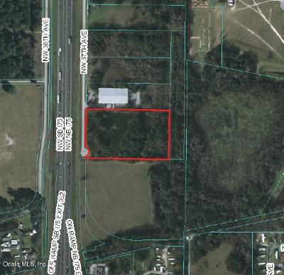 Ocala Residential Lots & Land For Sale: 601 NW 37th Avenue