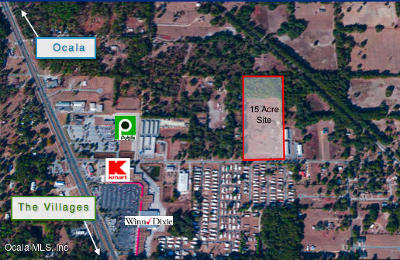 Belleview Residential Lots & Land For Sale: SE 102 Place