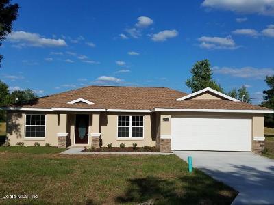 Summerfield Single Family Home For Sale: Tba SE 161st Street