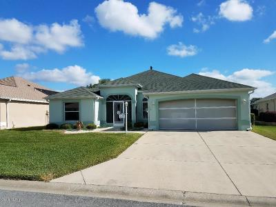 The Villages Single Family Home For Sale: 2138 Zaragoza Place