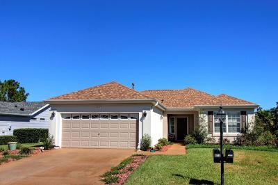 Summerfield Single Family Home For Sale: 8717 SE 141st Lane Rd