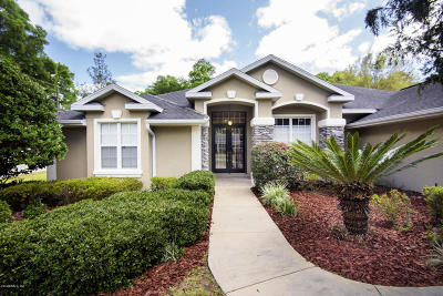 Summerton Single Family Home For Sale: 811 SE 49th Avenue