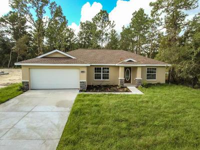 Summerfield Single Family Home For Sale: Tba SE 94th Terrace