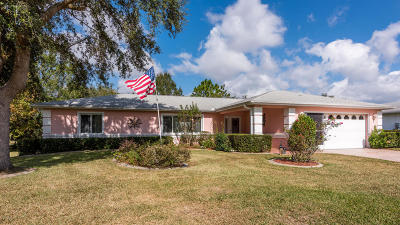 Lake County, Marion County Single Family Home For Sale: 6099 SW 104th Street