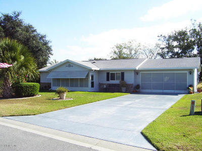 Summerfield Single Family Home For Sale: 17641 SE 102 Circle