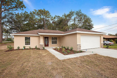 Summerfield Single Family Home For Sale: SE 94th Terrace