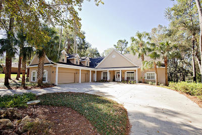Ocala FL Single Family Home For Sale: $759,000
